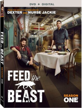 Feed the Beast - Season 1 (3 DVDs)