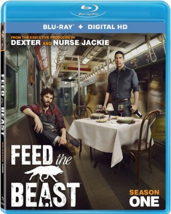 Feed the Beast - Season 1 (2 Blu-rays)