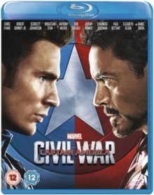 Captain America 3 - Civil War (Captain America Sleeve) (2016) (Limited Edition)
