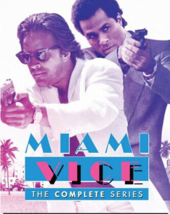 Miami Vice - Complete Series (20 DVDs)