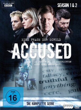 Accused - Staffel 1 & 2 (4 DVDs)