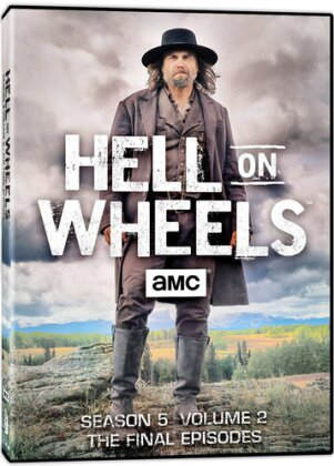 Hell on Wheels - Season 5.2 - The Final Episodes (2 DVDs)