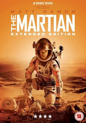 The Martian (2015) (Extended Edition, 2 DVDs)