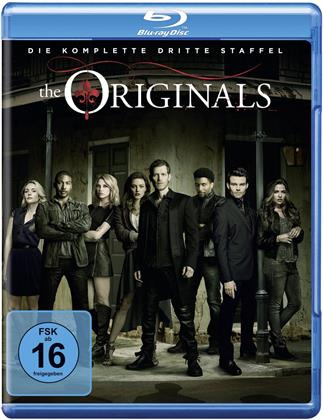 The Originals - Staffel 3 (3 Blu-rays)