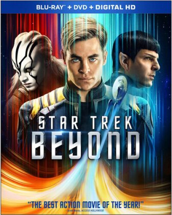 Star Trek 13 - Beyond (2016) (Blu-ray + DVD)