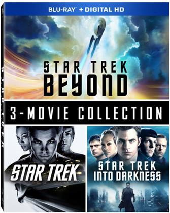 Star Trek - 3-Movie Collection (3 Blu-rays)