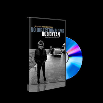 No Direction Home - Bob Dylan (Deluxe Edition, 10th Anniversary Edition, 2 Blu-rays)