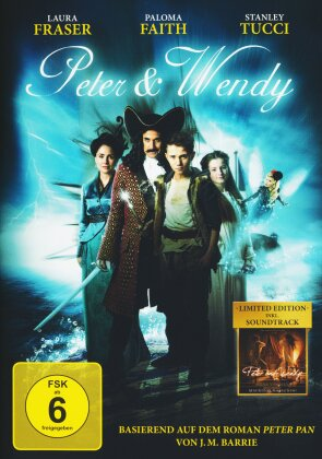 Peter & Wendy (2015) (Limited Edition, DVD + CD)