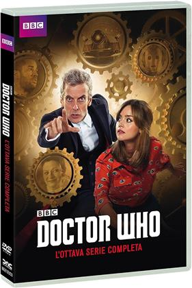 Doctor Who - Stagione 8 (BBC, Neuauflage, 6 DVDs)
