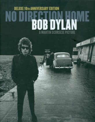 No Direction Home - Bob Dylan (10th Anniversary Edition, Deluxe Edition, 2 Blu-rays + 2 DVDs)
