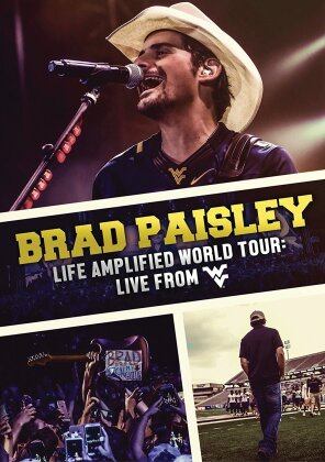 Brad Paisley - Life Amplified World Tour - Live From WVU