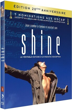 Shine (1996) (20th Anniversary Edition, Digibook)