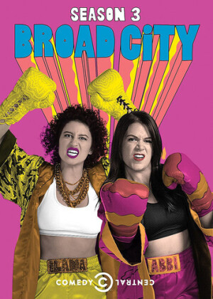 Broad City - Season 3 (2 DVDs)