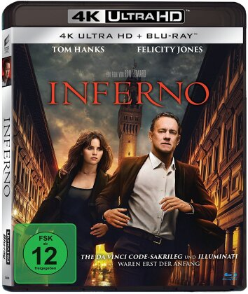 Inferno (2016) (4K Ultra HD + Blu-ray)
