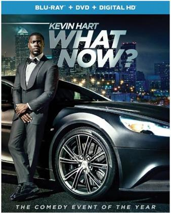 Kevin Hart - What Now? (2016) (Blu-ray + DVD)