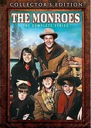 The Monroes - The Complete Series (6 DVDs)