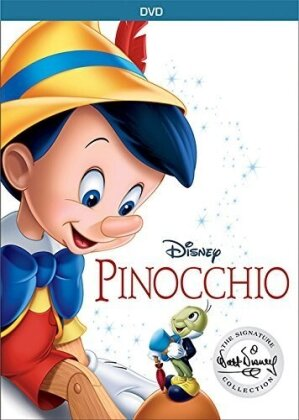 Pinocchio (1940) (The Walt Disney Signature Collection)