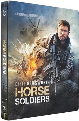 Horse Soldiers (2018) (Limited Edition, Steelbook)