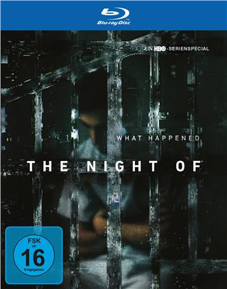 The Night of (3 Blu-rays)