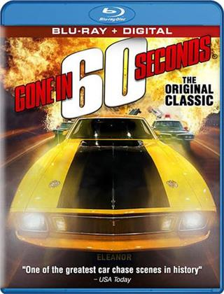 Gone In 60 Seconds (1974) (Remastered, Restored)