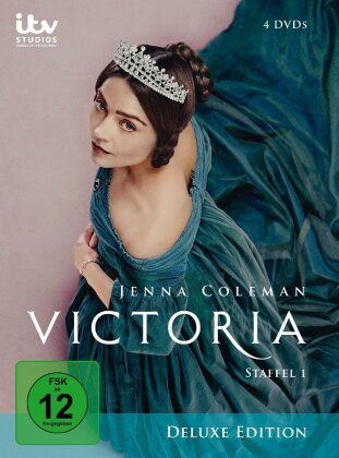 Victoria - Staffel 1 (Deluxe Edition, 4 DVDs)