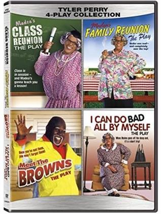 Madea's Class Reunion / Madea's Family Reunion / Meet The Browns / I Can Do Bad All By Myself (Tyler Perry 4-Play Collection)