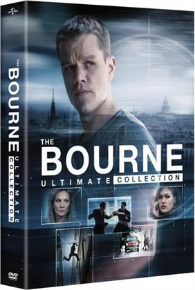 Bourne - The Ultimate Collection 1-5 (5 DVDs)