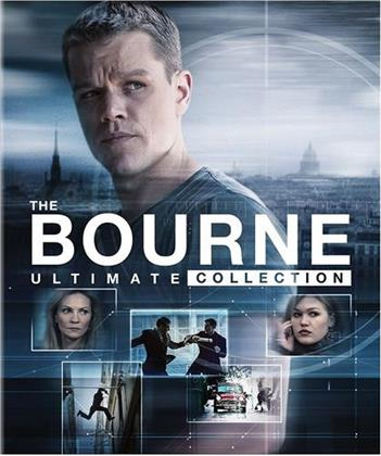 Bourne - The Ultimate Collection (5 Blu-rays)