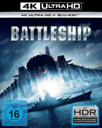 Battleship (2012) (4K Ultra HD + Blu-ray)