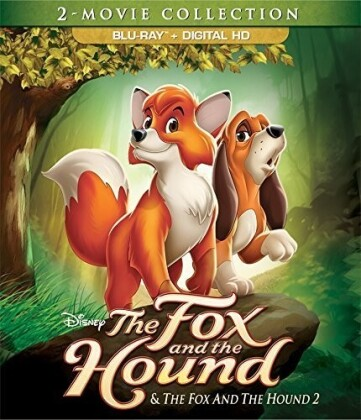 The Fox and the Hound 1 & 2 (2-Movie Collection)