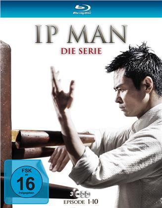 Ip Man - Die Serie: Episode 1-10 (3 Blu-rays)