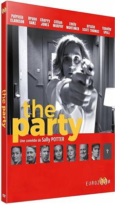 The Party (2017) (b/w, Digibook)