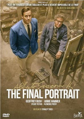 Alberto Giacometti - The Final Portrait (2017) (Digibook)