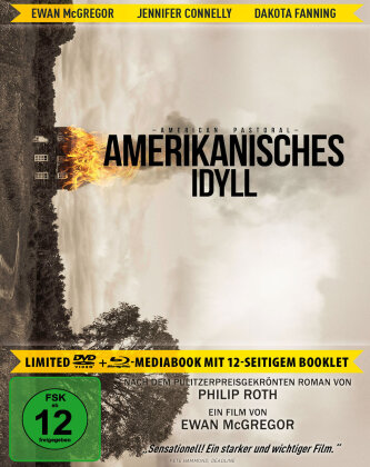 Amerikanisches Idyll (2016) (Limited Mediabook, Blu-ray + DVD)