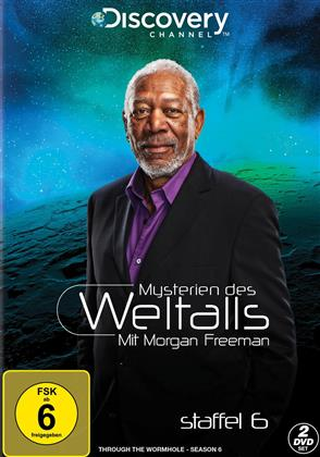 Mysterien des Weltalls - Mit Morgan Freeman - Staffel 6 (Discovery Channel, 2 DVDs)
