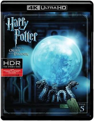 Harry Potter and the Order of the Phoenix (2007) (4K Ultra HD + Blu-ray)