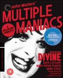 Multiple Maniacs (1970) (Criterion Collection, Special Edition)