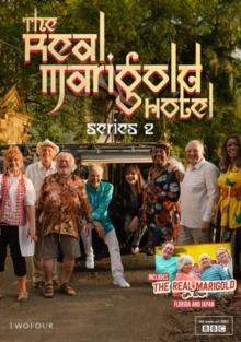 The Real Marigold Hotel - Season 2 (2 DVDs)