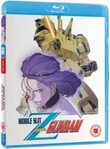 Mobile Suit Zeta Gundam - Part 2 (3 Blu-rays)