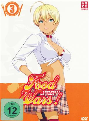 Food Wars! - Shokugeki no Soma - Staffel 1 - Vol. 3 (Digibook)