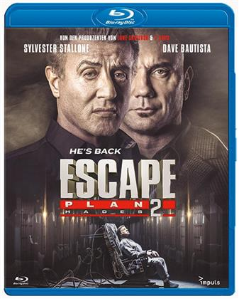 Escape Plan 2 - Hades (2018)