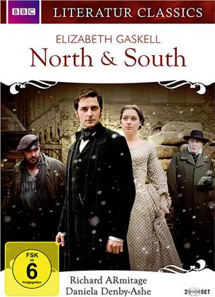 North & South (2004) (Literatur Classics, BBC, BBC, 2 DVDs)