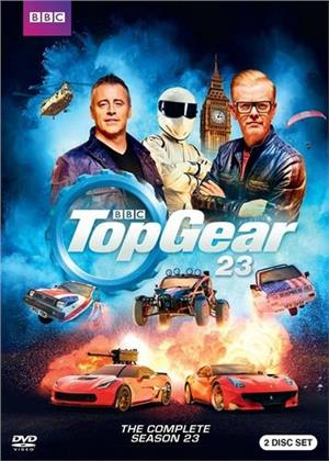 Top Gear 23 (2 DVDs)