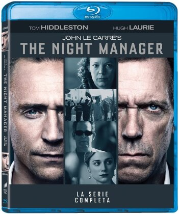 The Night Manager - La Serie Completa (2 Blu-rays)