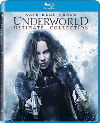 Underworld 1-5 (Ultimate Collection, 5 Blu-rays)