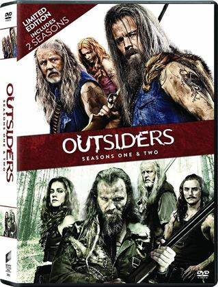 Outsiders - Season 1 & 2 (Limited Edition, 8 DVDs)
