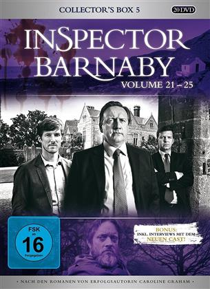 Inspector Barnaby - Collector's Box 5 Volume 21-25 (20 DVDs)