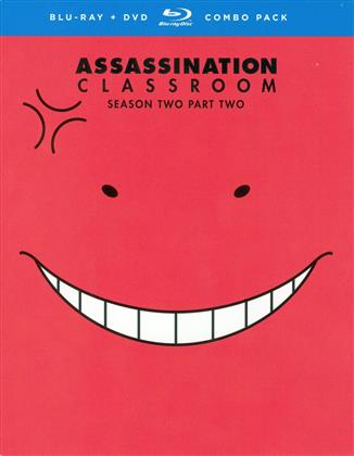 Assassination Classroom - Season 2.2 (2 Blu-rays + 2 DVDs)