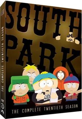 South Park - Season 20 (2 DVDs)