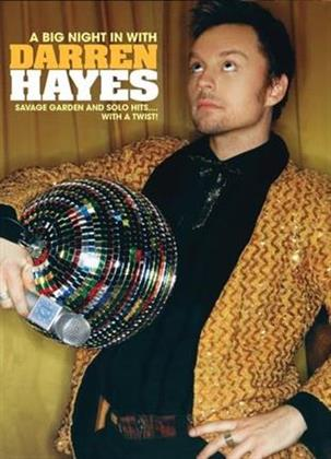 Darren Hayes (Savage Garden) - Big Night In With Darren Hayes
